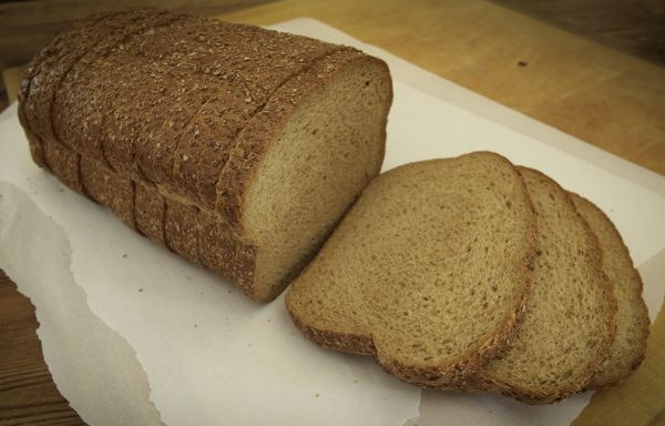 Wheat Vienna Wide, 1/2″ Sliced