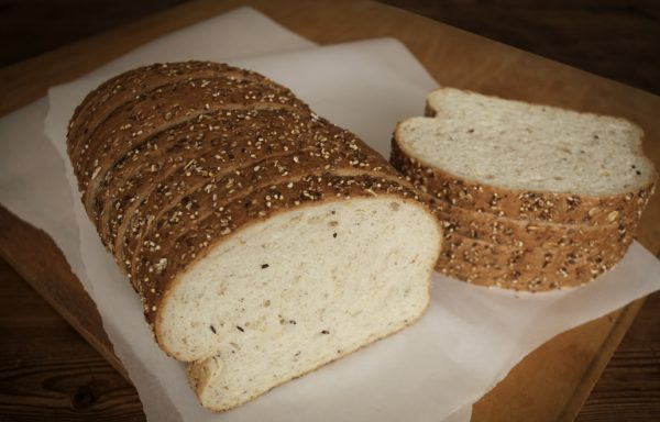 Multigrain Vienna Wide, 1/2″ Sliced