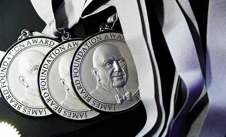 James Beard Foundation Award Winner 2010